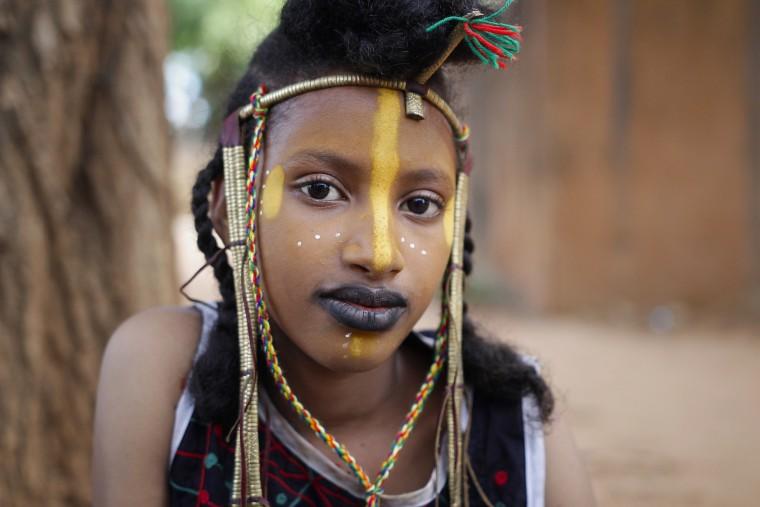 Kids of Niger