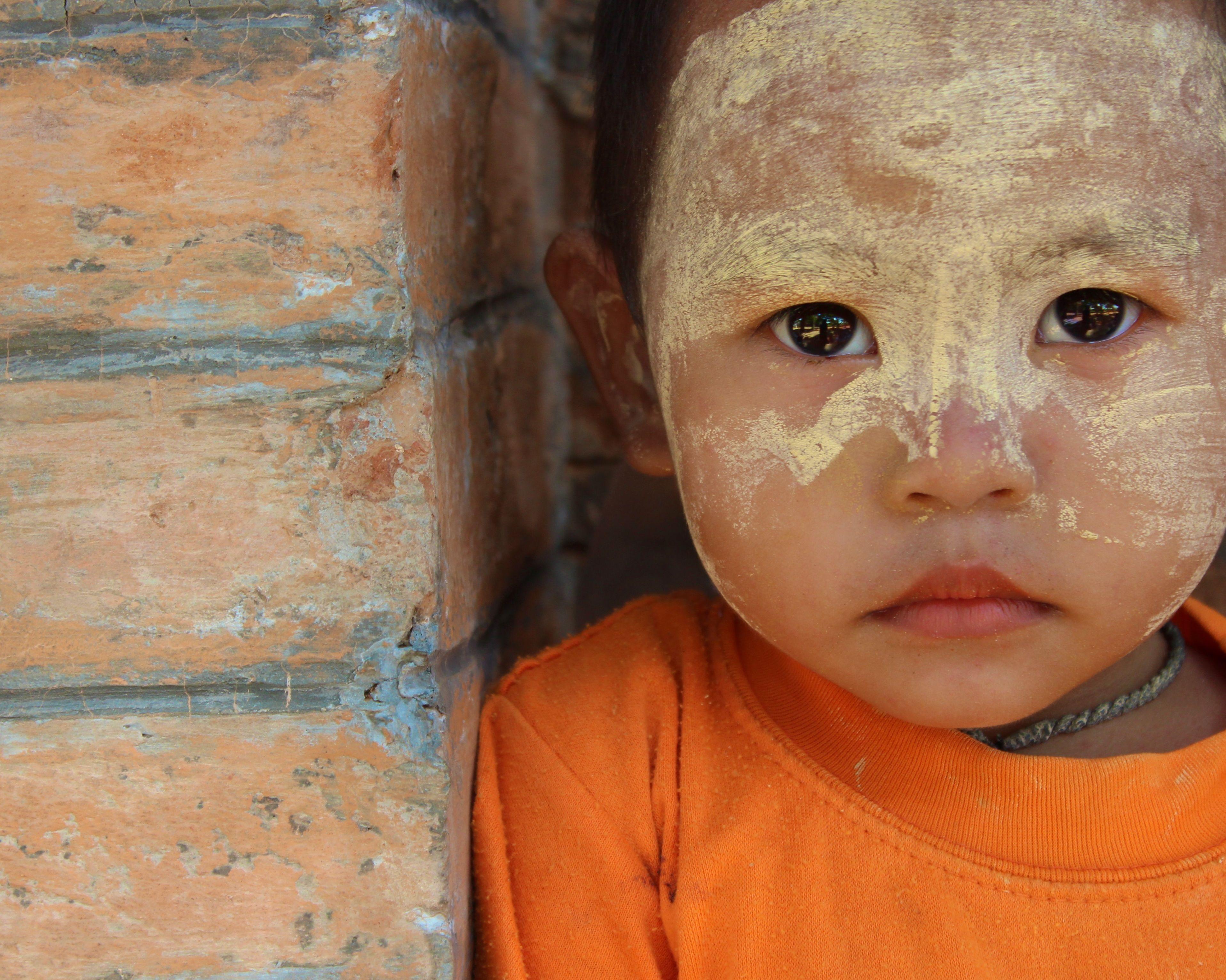 Portrait from Myanmar